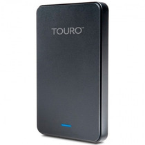 Disco Duro Externo Hitachi Touro 500gb 5400 Rpm 6mb Usb