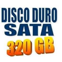 Disco Duro 320gb 2.5 Sata 5400rpm Compatible Pc & Laptop