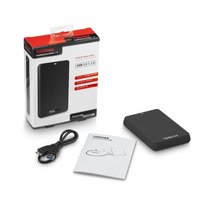 Disco Duro Externo Toshiba 2tb Usb Windows / Mac - Siscomp