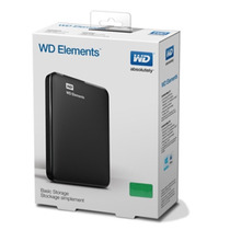 Disco Duro Externo Wd 1tb Usb Windows / Mac - Siscomp