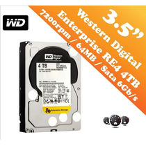 Disco Duro Interno 4tb Western Digital 3.5 64mb 4 Tb