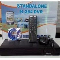 Dvr 4 Canales Con Hdmi, Audio, Vga, Acceso Remoto Incluido