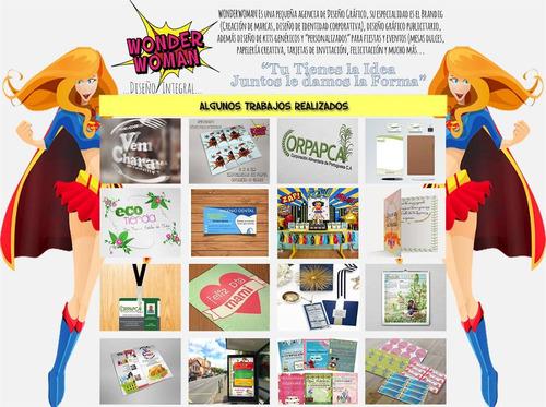 Diseño De Logo, Tarjetería, Papelería, Imagen Corporativa