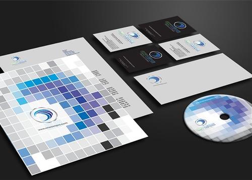 Diseño Gráfico - Logotipos E Identidad Corporativa