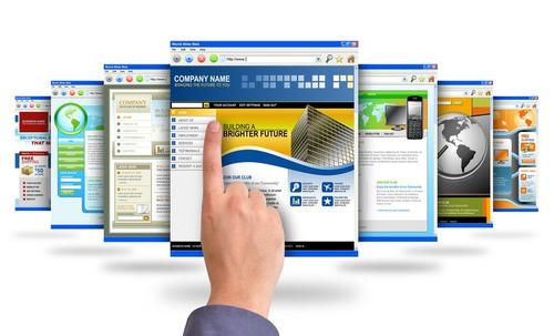 Diseño Página Web Personalizado, Diseños De Páginas Web