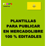 Plantillas Mercadolibre