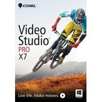 Corel Video Studio Pro X7 Software De Edición De Videos