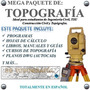 Pack Programas De Topografia - Ingeniería Civil - Topógrafos
