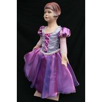 Disfraz De Rapunzel Princesa Disney