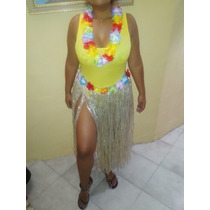 Disfraz Hawaiano Mujer