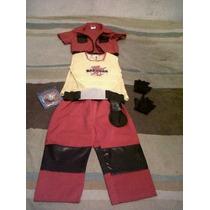 Disfraz De Bakugan Talla 4 Marca Carnavalito