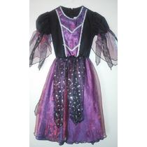 Disfraz De Bruja Princesa Carnavalito Original