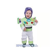 Disfraz Buzz Lightyear Bebe Boss Astronauta Carnavalito
