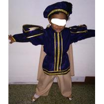 Disfraz Principe Azul Talla 2 Usado Es Buen Estado