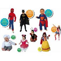 Disfraces Nuevos Para Bebes, Niñas Y Niños Carnaval