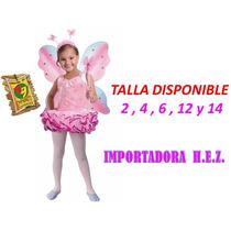 Disfraz Mariposa Disfraces Niña Carnaval