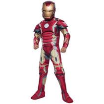 Disfraz Ironman Avengers 2 Musculoso