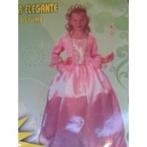 Disfraz De Princesas, Muñecas, Budy, Transforme