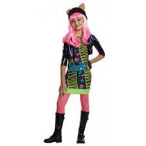 Disfraz Monster High Howleen Wolf Talla M (8-10)