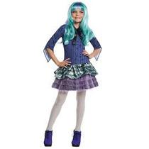 Disfraz Monster High Twyla Talla M (8-10)