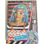 Peluca Disfraz Niña Monster High