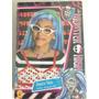 Peluca Disfraz Niña Monster High