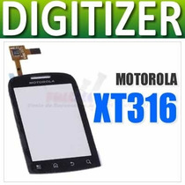 Digitizer Mica Tactil Motorola Spice Xt316 Original Touch
