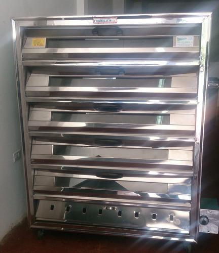Distribuidor Hornos Industriales Panaderia 2 3 4 5 10 Bandej
