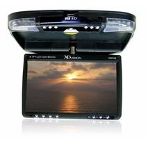 Dvd Para Techo De Carro Xo Vision Monitors 9 Pulgadas Lcd