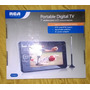 Tv - Portatil De 7 Widescreen Rca Hd (astc / Ntsc) - Amazon