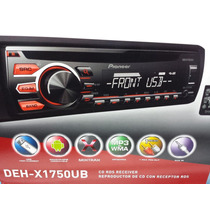 Reproductor Pioneer Deh-x1750ub