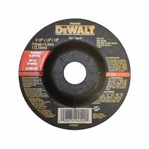 Disco De Desbaste Metal 4-1/2 , Dewalt-dw44540, Oferta!