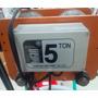 Trolley Electrico Para Polipasto Capacidad: 5 Toneladas
