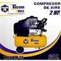 Oferta Compresor Tuczon Tools Nuevo 2hp 50 Lts 110v
