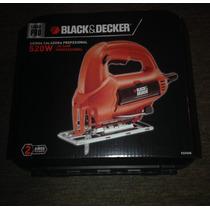 Sierra Caladora Black&decker 520w Linea Pro
