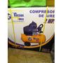Compresor De Aire Nuevo 50l 2hp Tucson Remato