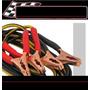 Cable Auxiliar De Baterias,carros Y Camionetas 3,5 M + Forro