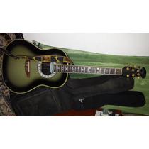 Vendo Guitarra Electroacustica Ovation Celebrity Cc67 80