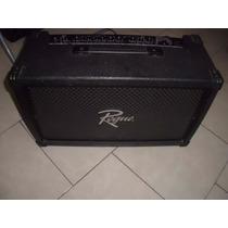 Remato Ampli Roque Stereo Chorus 40 Speakers 2x8 Pulg
