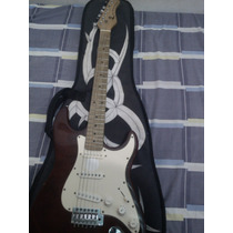 Guitarra Eletrica Black Hawk Esta Perfecta