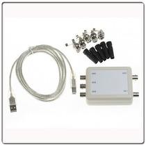 Osciloscopio De 5 Canales Usb + Kit Automotriz