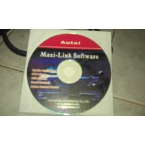 Programa Escaner Autel Maxidiag O Maxiscan Pclink Ó Maxilink