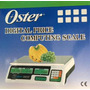Balanza Electronica Peso Digital Oster 40kg