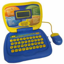 Laptop Educativa Juguete Niño Computadora Genio Envio Gratis