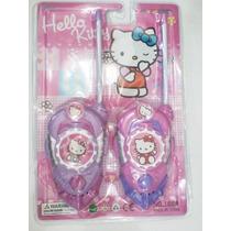 Woki Toki Para Niñas Con Motivo Hello Kitty