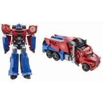 Transformers In Disguise Optimus Prime Hasbro Modelo 2015