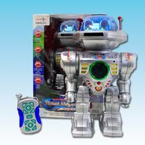 Robot Megasonico. Interactua,canta,baila,lanza Discos,anima