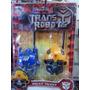 Walkie Talkie Transformer Optimus Prime Bumblebee 10cm