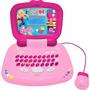 Computadora Barbie, Color Laptop Original