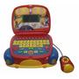 Computadora Portatil Mi Laptop Cars Bilingue Para Niño Genio